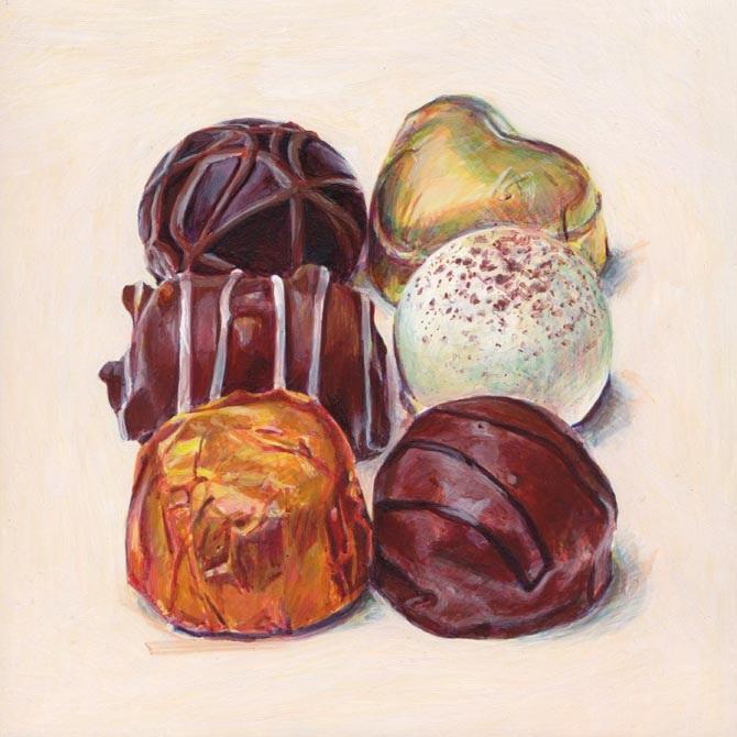 Chocolate Joelpenkman